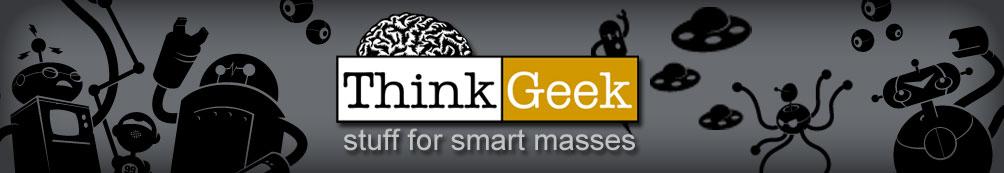 Image result for THinkGeek Banner