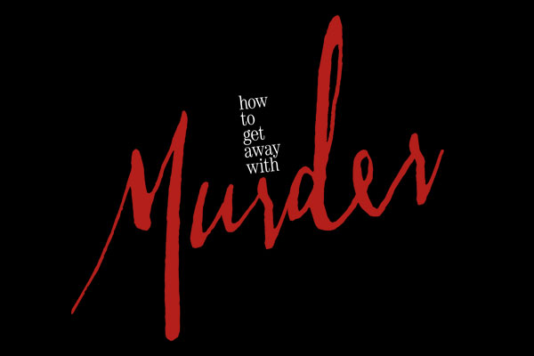 How to Get Away with Murder TV Show Stickers