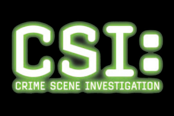 CSI: Las Vegas TV Show Baby Hats
