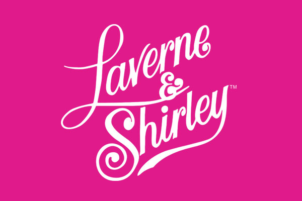Laverne and Shirley TV Show Mugs