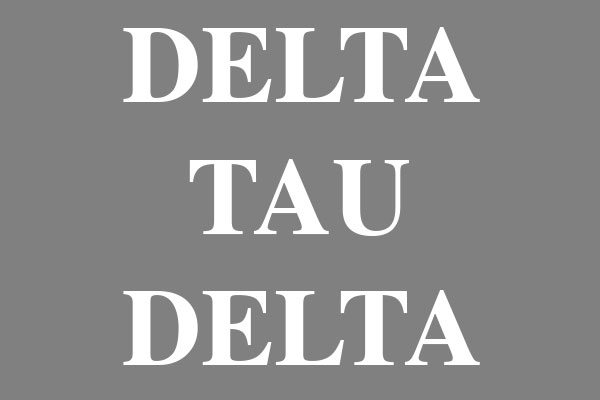 Delta Tau Delta Fraternity Gifts