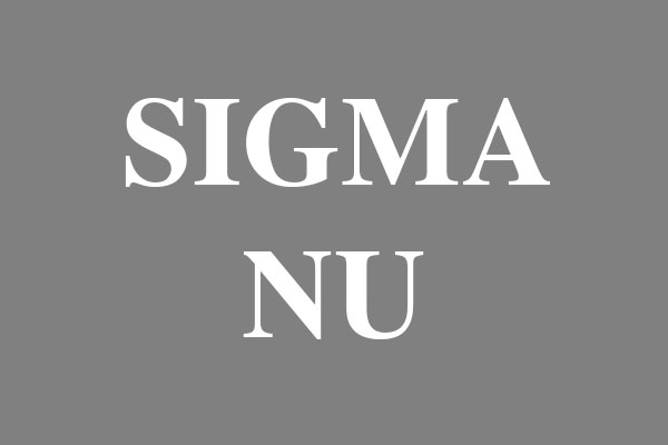 Sigma Nu Fraternity Gifts