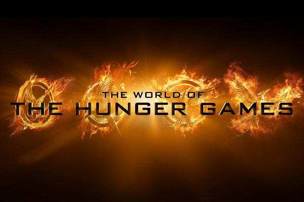The World of the Hunger Games Movie Posters