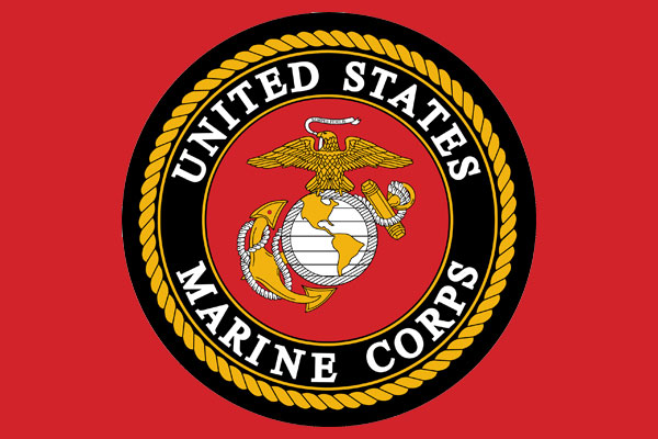 U.S. Marines Canvas Tote Bags