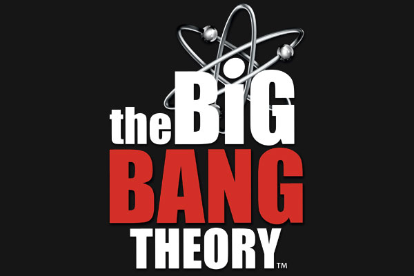 Big Bang Theory TV Show Bumper Stickers